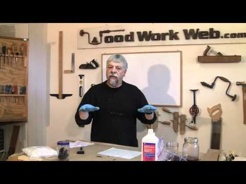 Woodwork Finishing - A Primer on Using Shellac