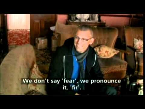 Des Bishop in Donegal - Gaoth Dobhair dialect