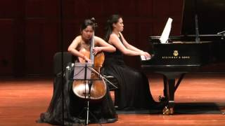 Messiaen Quartet for the End of Time V: Praise to the Eternity of Jesus