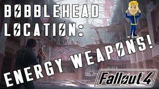 Fallout 4: Energy Weapons Bobblehead Location - Fort Hagen!