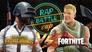 Rap Battle Cup - PUBG vs. Fortnite