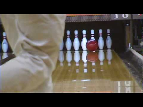 Columbia 300 : Pulse bowling ball  rico drill