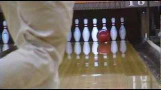 Columbia Pulse Bowling Ball Rico Drill