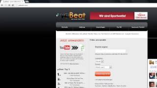 Kostenlos auf PC/Handy Musik downloaden (Legal)