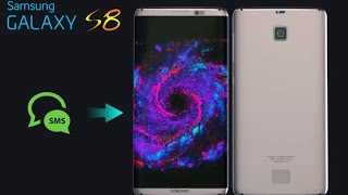 Transfer Text Messages SMS from Old Galaxy to Samsung S8