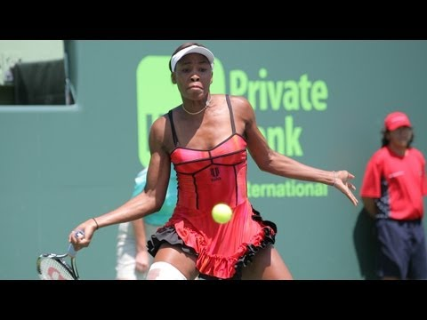 Venus and Serena's Top 10 Outrageous Outfits - Tennis Now Countdown Show