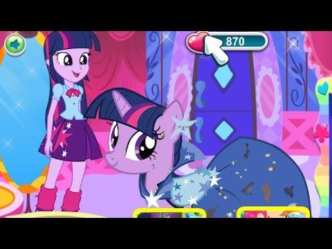 My Little Pony Игры—Май литл пони ванные процедуры—Онлайн ...