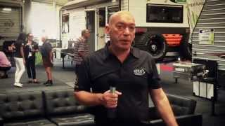 Elite Caravans At The Victorian Caravan, Camping And Touring Supershow