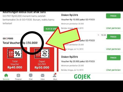 Kode Voucher Promo GoPay 80 Off Agustus 2020