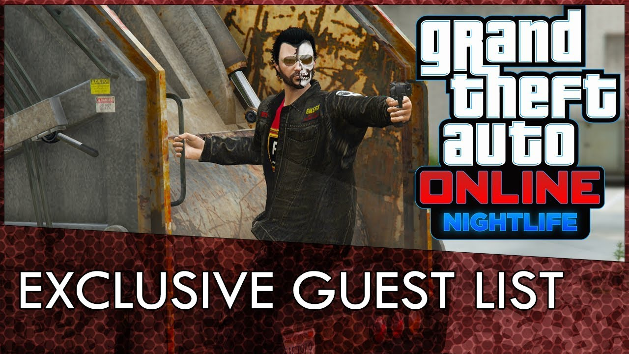 gta online psa dont forget to sign up for the nightclub dlc guest