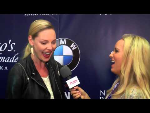 The Pulse Interviews Katherine Heigl for Jackie & Ryan Movie Premiere at Newport Beach Film Festival