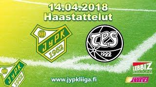 JyPK - TPS 14.04.2018 Haastattelut!