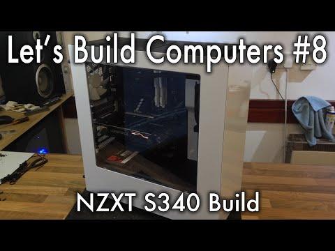 LBC#8 - NZXT S340 Build