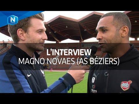 AS Béziers : l'interview de Magno Novaes