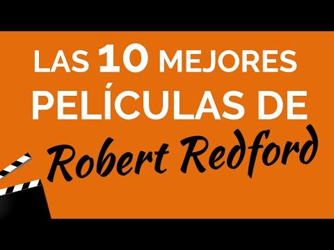 Las 10 mejores películas de ROBERT REDFORD