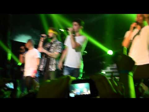 Say it on the Radio - The Wanted anaheim concert