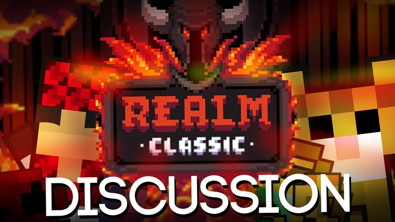 The new Era of RotMG private servers - Realm Classic & More