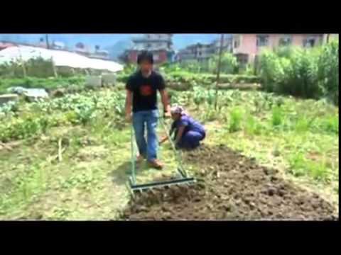 nepali agriculture tools and techniques news youtube
