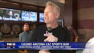 casino arizona sports bar