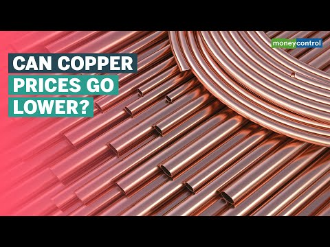 Fed Hints At 'Tapering', Copper Reacts On Downside: How Low Can Copper Go?