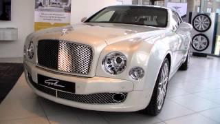 Bentley Birkin Mulsanne 2015 Videos
