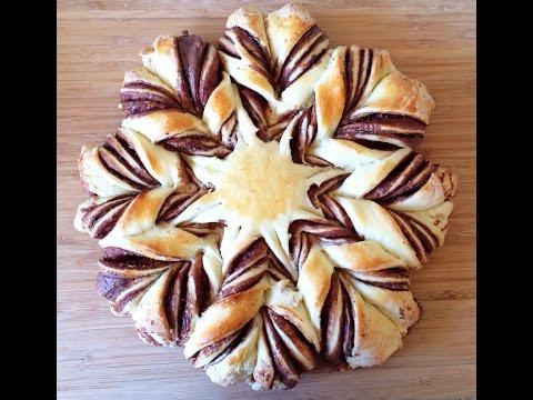 Ккак красиво украсить пирог из дрожжевого теста