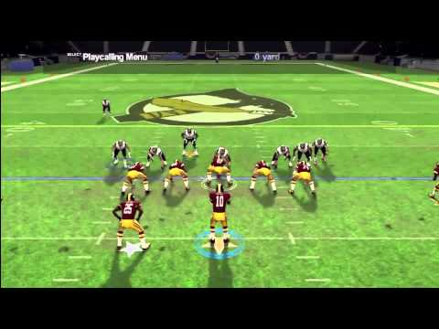 2c7d31a02 All Pro Football 2k8  Washington Redskins Uniforms (With Code) - YouTube