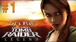 Tomb Raider Legend Part 1 Cz