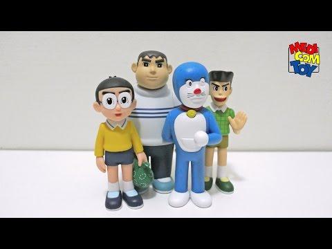 開箱MEDICOM TOY / UDF 藤子・F・不二雄 / 哆啦a夢 / ドラえもん / Doraemon / かっこいいドラえもん
