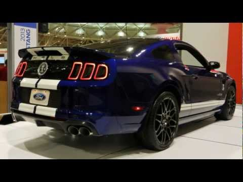 2013 Shelby GT500 360 and Pics