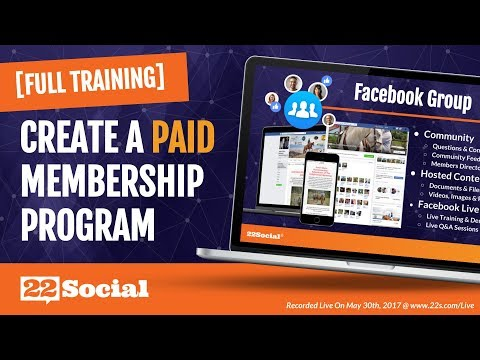 3 Smart Ways To Turn Your Expertise Into A Paid Membership P