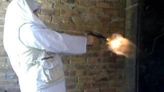 Pak made Zigana Black Pistol Full Auto.mp4