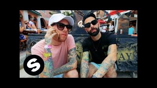 Смотреть клип Breathe Carolina & Flatdisk - Hotel