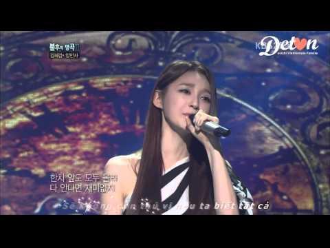 [Vietsub][DETVN] Ta Ta Ta - Kang Min Kyung (Immortal Song 2)