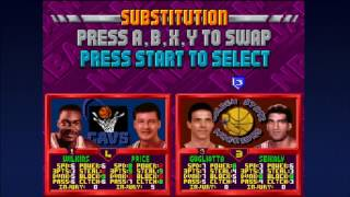 NBA Jam - Tournament Edition - Vizzed.com GamePlay - Summer 2016 - Week 11 - User video