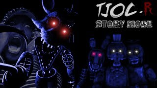 Download Video FOXY'S STARE OF DEATH | The Joy of Creation: Story Mode BEDROOM & LIVING ROOM (COMPLETED) MP3 3GP MP4