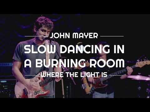 Slow Dancing In A Burning Room Live In Los Angeles Youtube