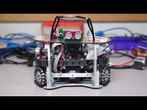 Brisbane Boys' College (BBC) Robotics 2015