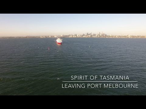 Our World by Drone in 4K - The Spirit of Tasmania