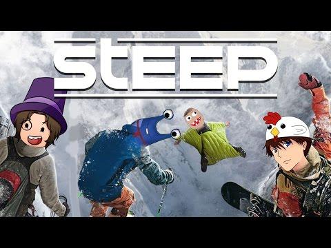 Vier Freunde und der Schneeberg!   STEEP