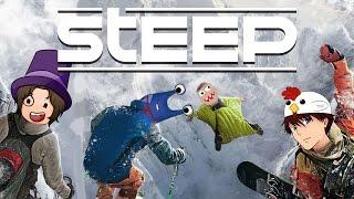 Vier Freunde und der Schneeberg! | STEEP