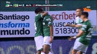 Nacional 5 - 1 Cali   Final vuelta Liga Aguila 2017-I   Win Sports