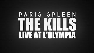 The Kills - Live At L