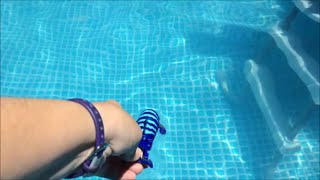Lil' Fishys Aquarium Motorized Water Pets Unboxing & Playtime Review