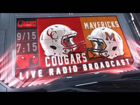 Cougars Network Presents Live Radio - Canyon Cougars vs Madison Mavericks