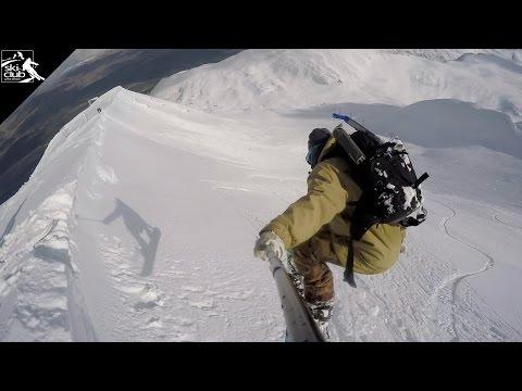 Skiing the Nevis Range / Scotland / Part 2
