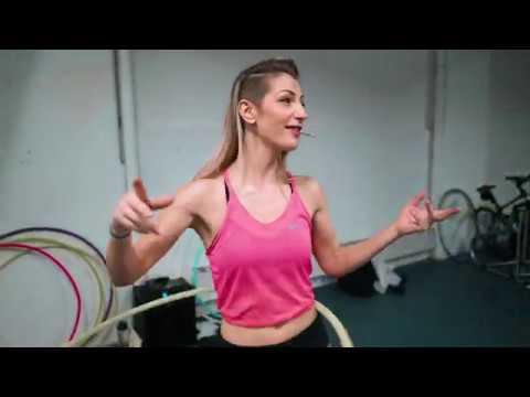 MoveMint x WeWork Wellness: Hoop Dance in Dumbo, Brooklyn