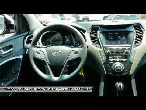 2017 Hyundai Santa Fe Huntington Beach Ca Br0993
