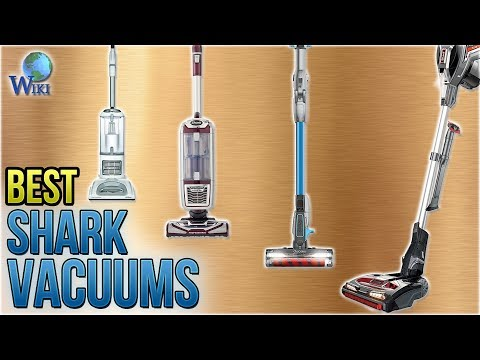 6 Best Shark Vacuums 2018