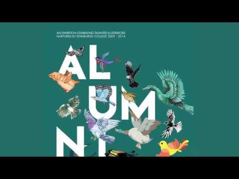 HND Visual Communication: Illustration - Alumni Show